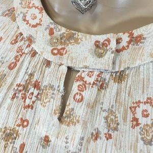 Vintage Dresses - Vintage Handmade Retro 60s Boho Summer Dress